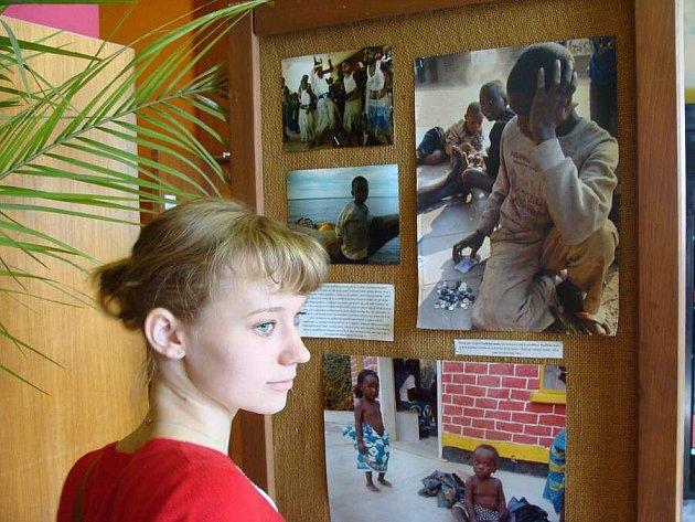 Jeden svět v Přerově: výstava fotografií z Konga