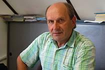Miroslav Kroupa, starosta obce Vlkoš