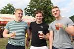 Přerovské pivní slavnosti, 31. 7. 2021