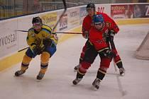 Přerovští hokejisté v prvním povánočním utkání porazili Frýdek-Místek 4:3 a dostali se do čela druhé ligy, skupiny Východ.