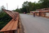 Dva mosty nad železniční tratí v Přerově jsou ve špatném stavu