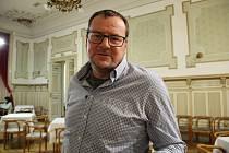 Bývalý radní za ODS Marek Dostál