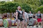 World's Ultimate Strongman Champoinship U105 kg v Přerově.