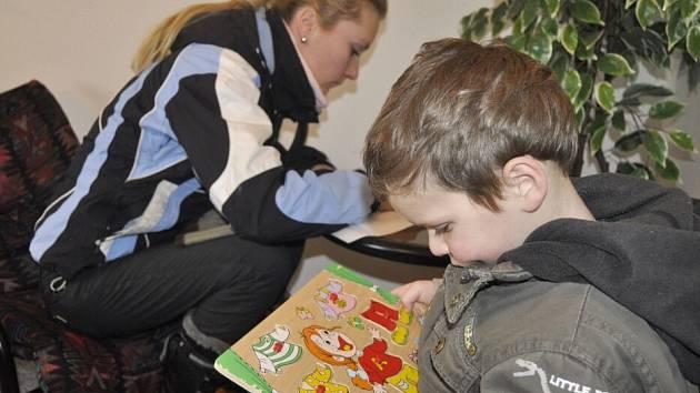 Zápis do mateřské školy v Přerově