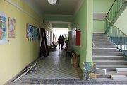 Modernizace učeben a vytváření komfortnějšího zázemí na ZŠ Velká Dlážka v Přerově