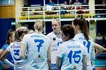 Volejbalistky Přerova v posledním utkání sezony proti VK Šelmy Brno