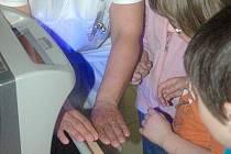 Den hygieny rukou v přerovské nemocnici