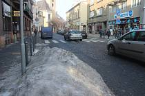 Kratochvílova ulice v Přerově. Ilustrační foto