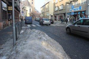 Kratochvílova ulice v Přerově