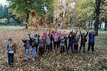 Žáci základní školy v Přerově vyrazili na ozdravný pobyt do hor
