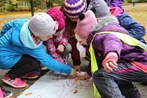 Den stromů si užilo 400 dětí.