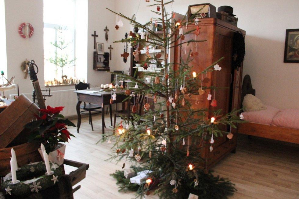 Vánoce v Býškovicích začínají v muzeu