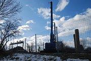 Práce na stavbě mimoúrovňového křížení v Předmostí vypuknou na jaře naplno