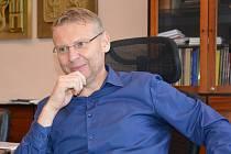 Nový primátor města Přerova Petr Měřínský (ANO).