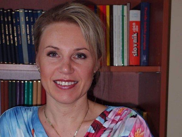 Nová ředitelka sloučených škol vPředmostí Věra Václavíčková