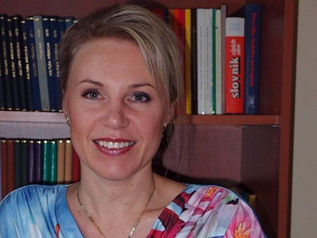 Nová ředitelka sloučených škol v Předmostí Věra Václavíčková