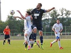 Fotbalisté přerovské Viktorie utrpěli domácí porážku 1:2 s Lískovcem.
