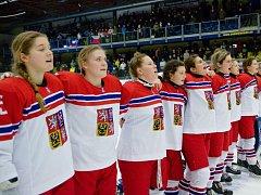 Mistrovství světa hokejistek do 18 let v Přerově