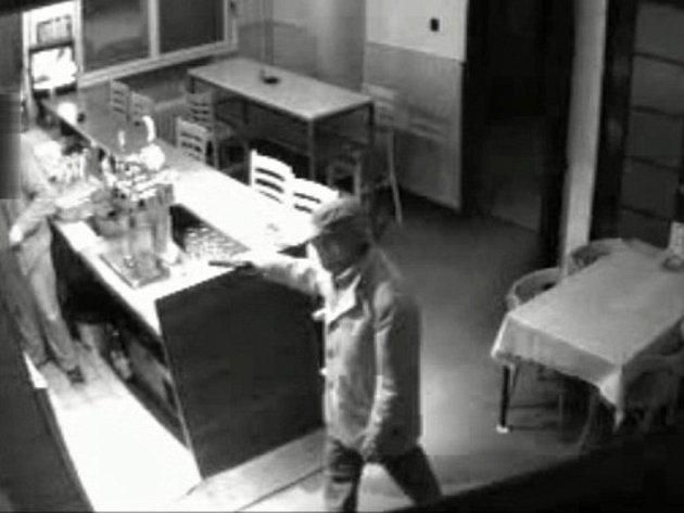 Ozbrojená loupež v restauraci v ulici Brabansko v Přerově