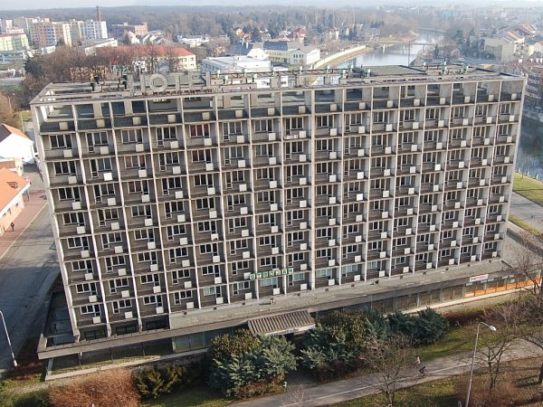 Hotel Strojař vPřerově