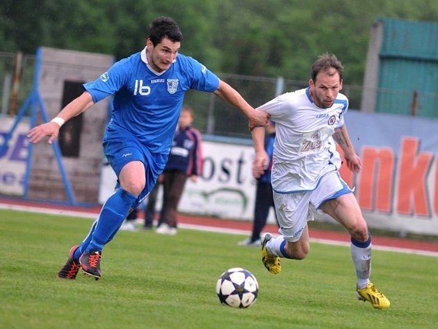 1. FC Viktorie Přerov - MFK Havířov.