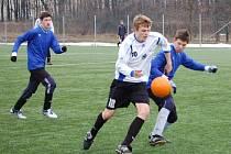 Na turnaji 1. FC Přerov se v šestém kole odehrála jen dvě utkání a jedna dohrávka pátého kola.