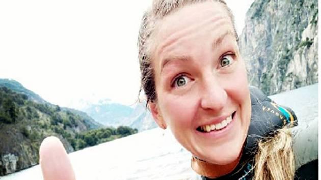 Hranická triatlonistka Kristýna Skupieňová bude jedinou Češkou, která se zúčastní závodu v Patagonii.