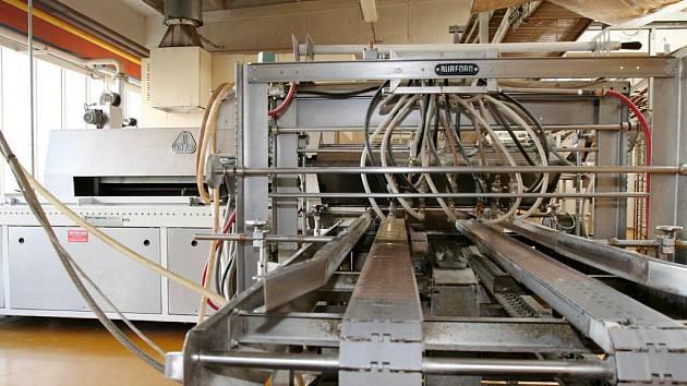 Stroje v pekárnách umí být nebezpečné.