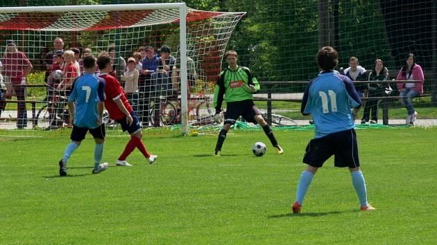 Sokol Ústí vs. 1. HFK Olomouc B