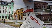 č.16. Autor: Michal Fejfar. Návrh památníku TGM v Hranicích