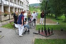 Miniolympiáda seniorů v Hranicích