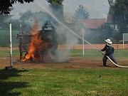Oslavy stého výročí Sboru dobrovolných hasičů v Lipníku nad Bečvou
