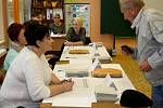Krajské volby 2016 na ZŠ Struhlovsko v Hranicích
