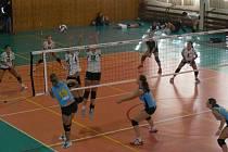 Volejbalistky přerovského áčka nepoznaly hořkost porážky a po zásluze se mohly radovat z turnajového prvenství.