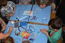 Žáci Základní školy Všechovice, kteří zvítězili v psaní novoročních přání
