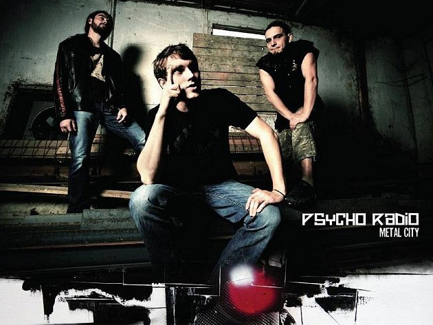 Roman Studený a skupina Psycho Radio