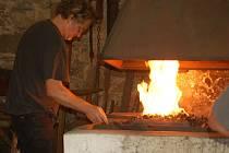 Umělecký kovář Igor Kitzberger