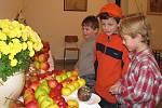 V Lučicích lidé soutěžili o nejlepší pálenku a jablkový koláč.