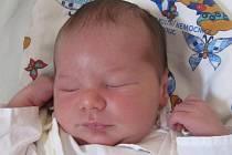 Roland Oskar Pecha, Hranice, narozen 21. července 2011 v Olomouci, míra  52 cm, váha,  3970 g
