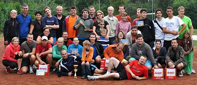 Účastníci turnaje vPorubě