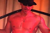 Erotická show pro ženy v Městském domě