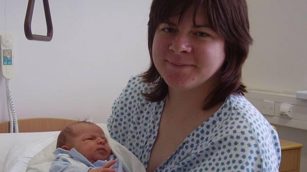 Petra Doušková, Bezuchov, syn Jakub Doušek, narozen 15. dubna 2008 v Přerově, váha: 3,54 kg