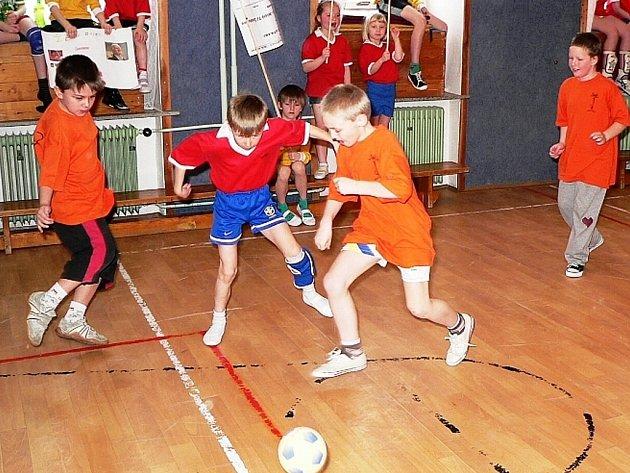 Domácí Žeravice vybojovaly jedno první místo.