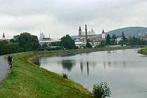 """Po takzvané """"srážce"""" se koryto řeky Bečvy opět napouští už od soboty"""