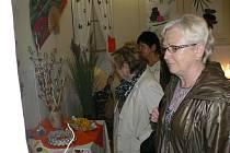 Výstava Barvy života v Galerii M+M v Hranicích
