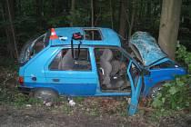 Mladík za volantem zavinil smrt spolujezdce.