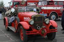 Oslavy 130. výročí dobrovolných hasičů v Bělotíně