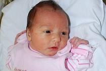 Stela Fryštacká, Přerov, narozena 31. března 2010 v Přerově, míra 48 cm, váha 2 994 g