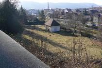 Podzámecká zahrada v Hranicích