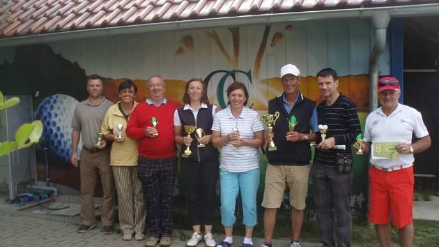 Přeborníci Golf Clubu Radíkov